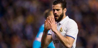Nacho Fernändez, Real Madrid