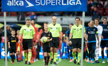 FC Nordsjalland v Brondby IF - Danish Alka Superliga image