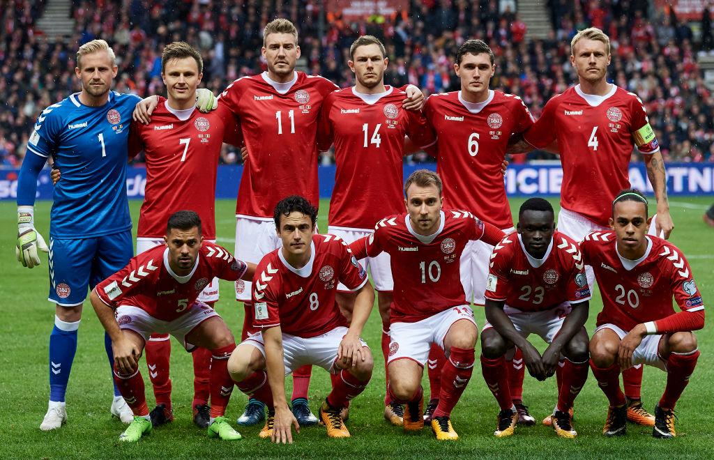 dansk landshold