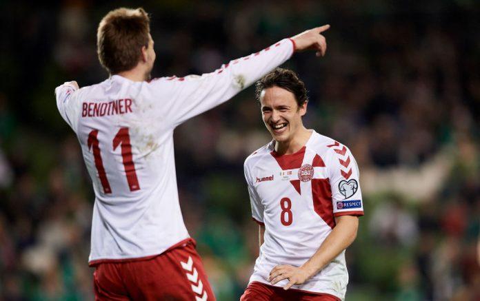 Thomas Delaney, Nicklas Bendter, FCK, FC København
