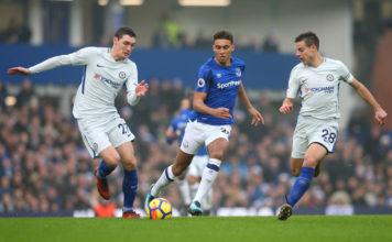 Everton v Chelsea - Premier League image