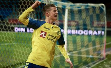 Lyngby BK vs Brondby IF - Danish Alka Superliga image