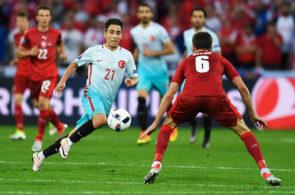 Czech Republic v Turkey - Group D: UEFA Euro 2016