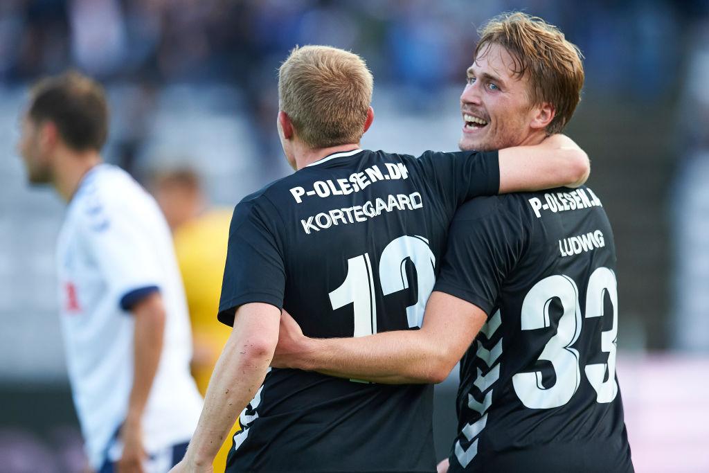 AGF Arhus v AC Horsens - Danish Alka Superliga