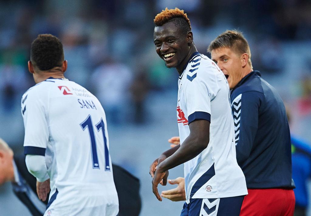 AGF Aarhus vs Hobro IK - Danish Alka Superliga