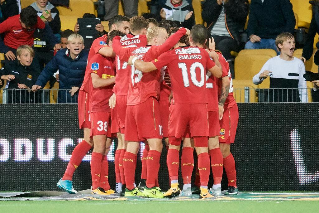 FC Nordsjalland v Randers FC - Danish Alka Superliga