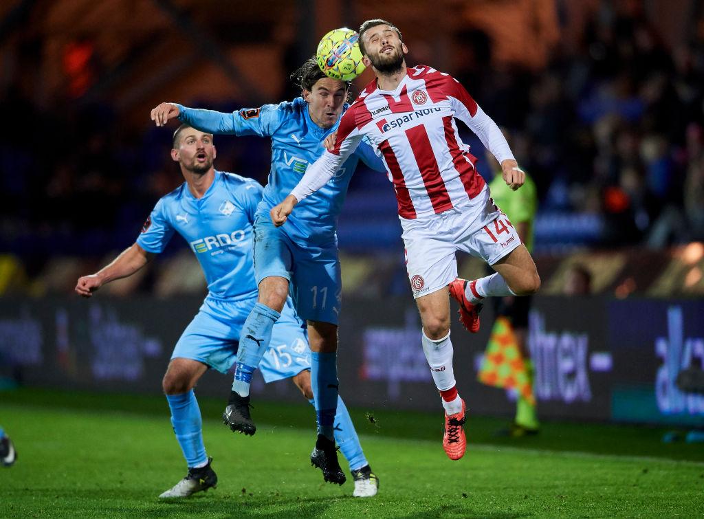 Randers FC vs AaB Aalborg - Danish Alka Superliga