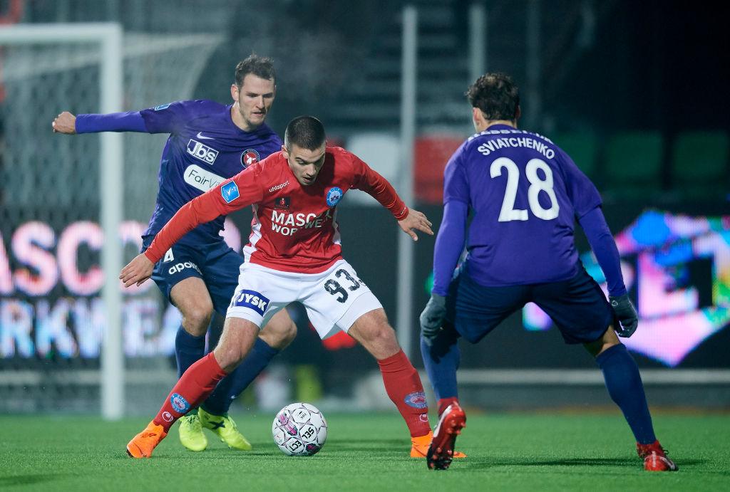 Silkeborg IF vs FC Midtjylland - Danish Alka Superliga