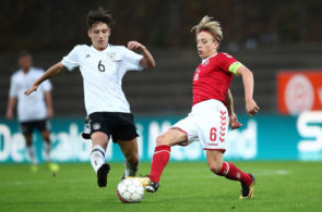 U17 Denmark v U17 Germany - International Friendly
