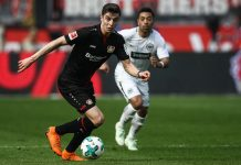 Kai Havertz for Leverkusen