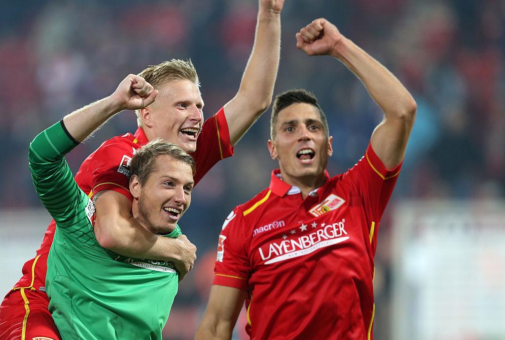 1. FC Union Berlin v FC St. Pauli - Second Bundesliga