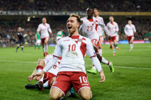 Republic of Ireland vs Denmark - FIFA 2018 World Cup Qualifier Play-Off Second Leg