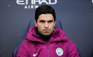 Manchester City v Chelsea - Premier League Mikel Arteta image