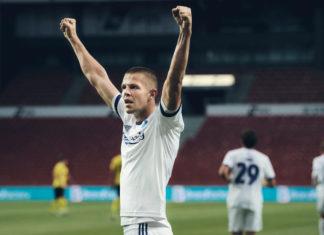FC Copenhagen vs KuOPs Kuopion Palloseura - UEFA Europa League Qual.