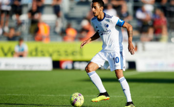 Zeca for FC København, FCK