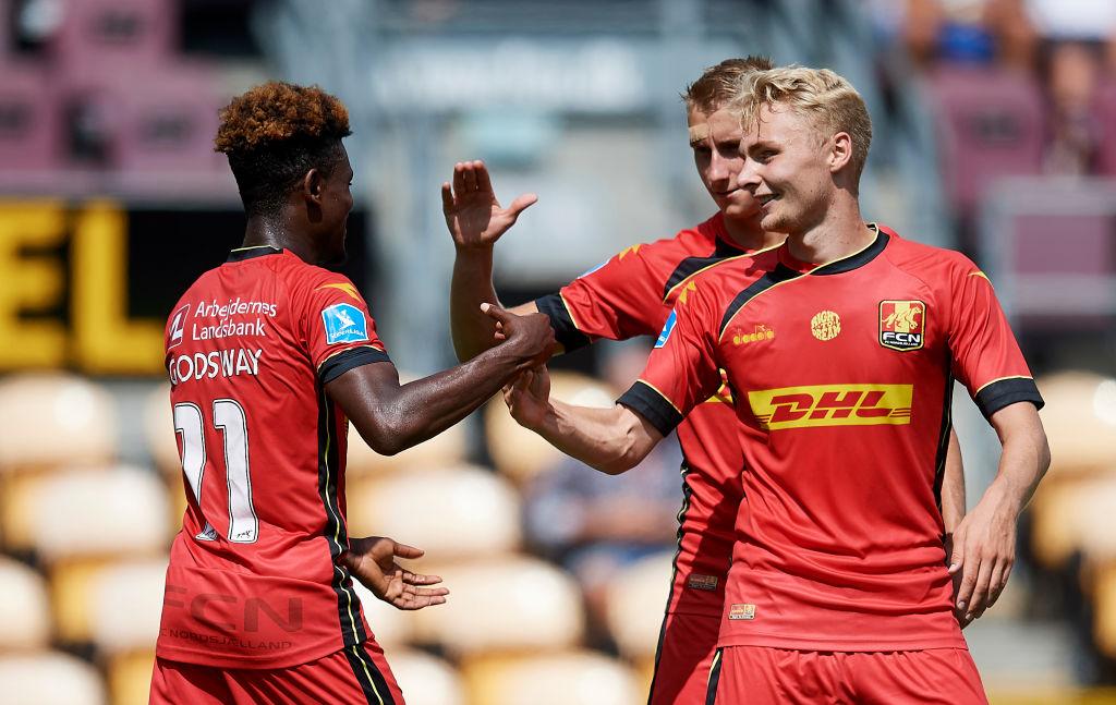 FC Nordsjalland vs Vendsyssel FF - Danish Superliga