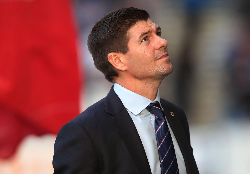 Rangers v FC Ufa - UEFA Europa League Play Off: First Leg