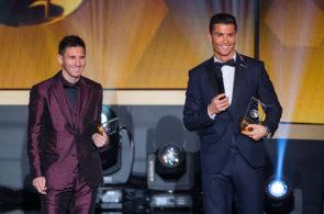 Messi og Ronaldo
