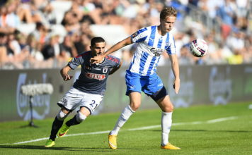 OB Odense v AGF Arhus - Danish Superliga image