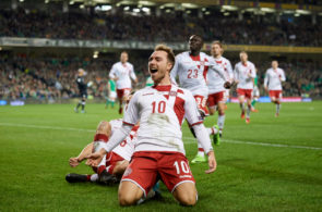 Republic of Ireland vs Denmark - FIFA 2018 World Cup Qualifier Play-Off Second Leg