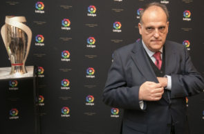 LaLiga Offices Inauguration