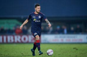 FC Helsingor vs AGF Aarhus - Danish Alka Superliga