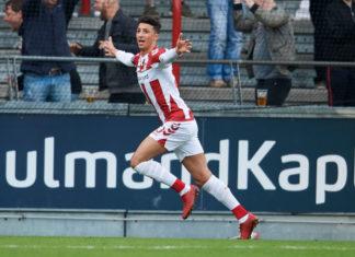 AaB Aalborg vs FC Midtjylland - Danish Alka Superliga