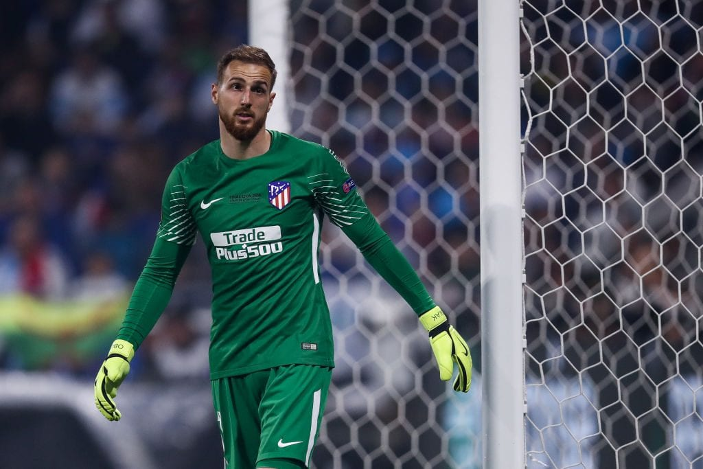 Jan Oblak, Atlético Madrid