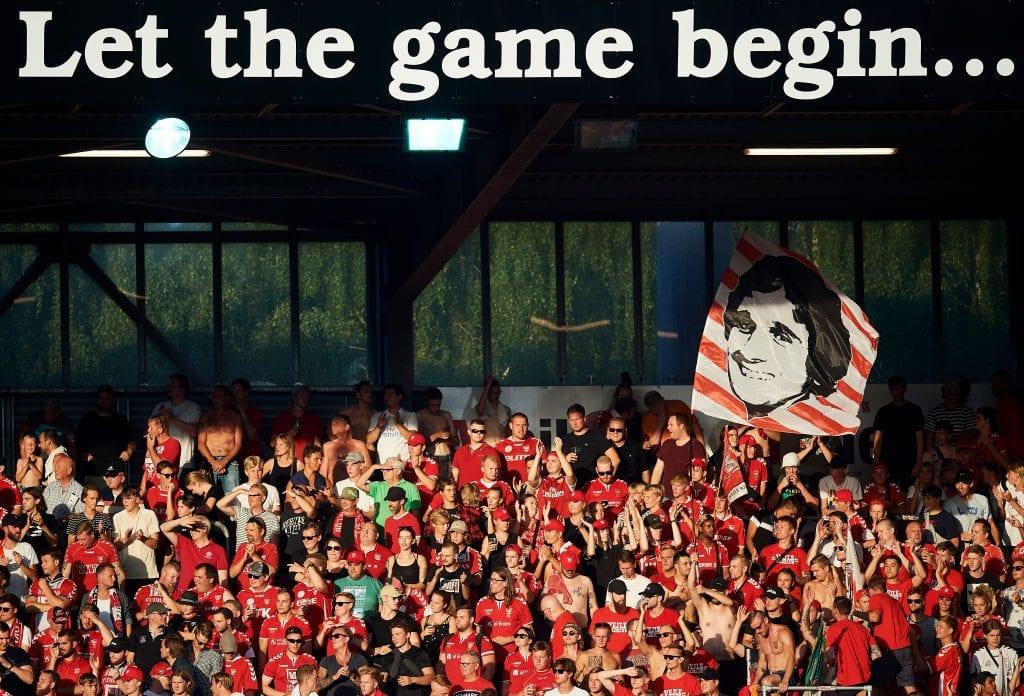Vejle Boldklub vs AGF Aarhus - Danish Superliga