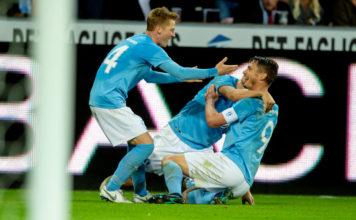 FC Midtjylland vs Malmo FF - UEFA Europa League Playoff image