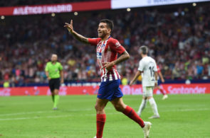Angel Correa, Atletico Madrid