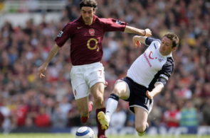 Barclays Premiership: Arsenal v Tottenham Hotspur