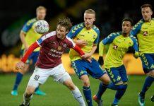 Brondby IF vs Hobro IK - Danish Alka Superliga