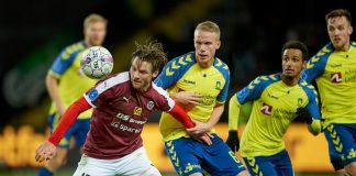 Brondby IF vs Hobro IK - Danish Alka Superliga