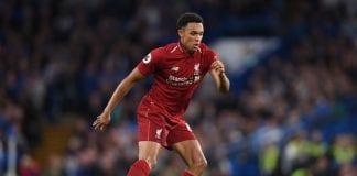 Trent Alexander-Arnold, Liverpool FC