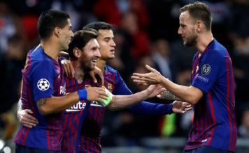 Tottenham Hotspur v FC Barcelona - UEFA Champions League Group B image