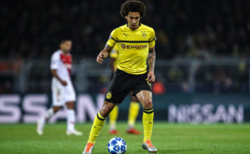 Borussia Dortmund v AS Monaco - UEFA Champions League Group A image