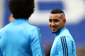 Olympique de Marseille Training Session - UEFA Europa League Final Previews