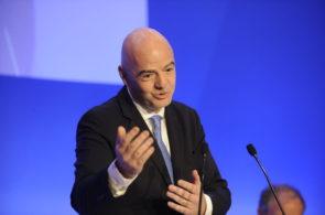 Gianni Inafantino, FIFA