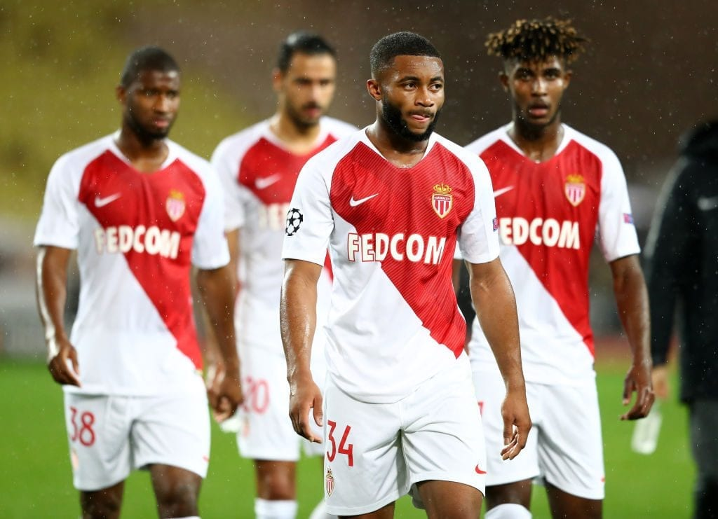AS Monaco v Club Brugge - UEFA Champions League Group A