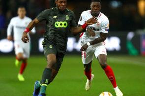 Royal Standard de Liege v Sevilla - UEFA Europa League - Group J