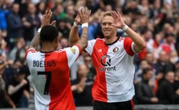 Feyenoord v Real Sociedad - Pre-Season Friendly image