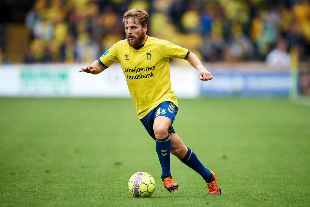 Brondby IF vs Esbjerg fB - Danish Superliga