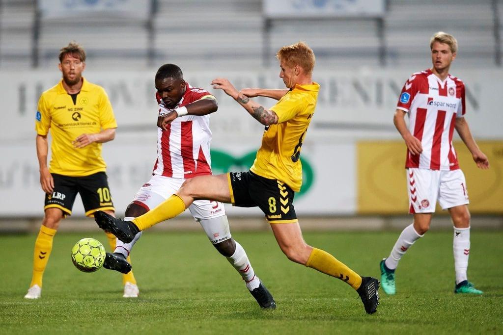 AC Horsens vs AaB Aalborg - Danish Superliga