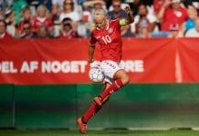 Denmark vs Sweden - FIFA Womens World Cup Qualifier