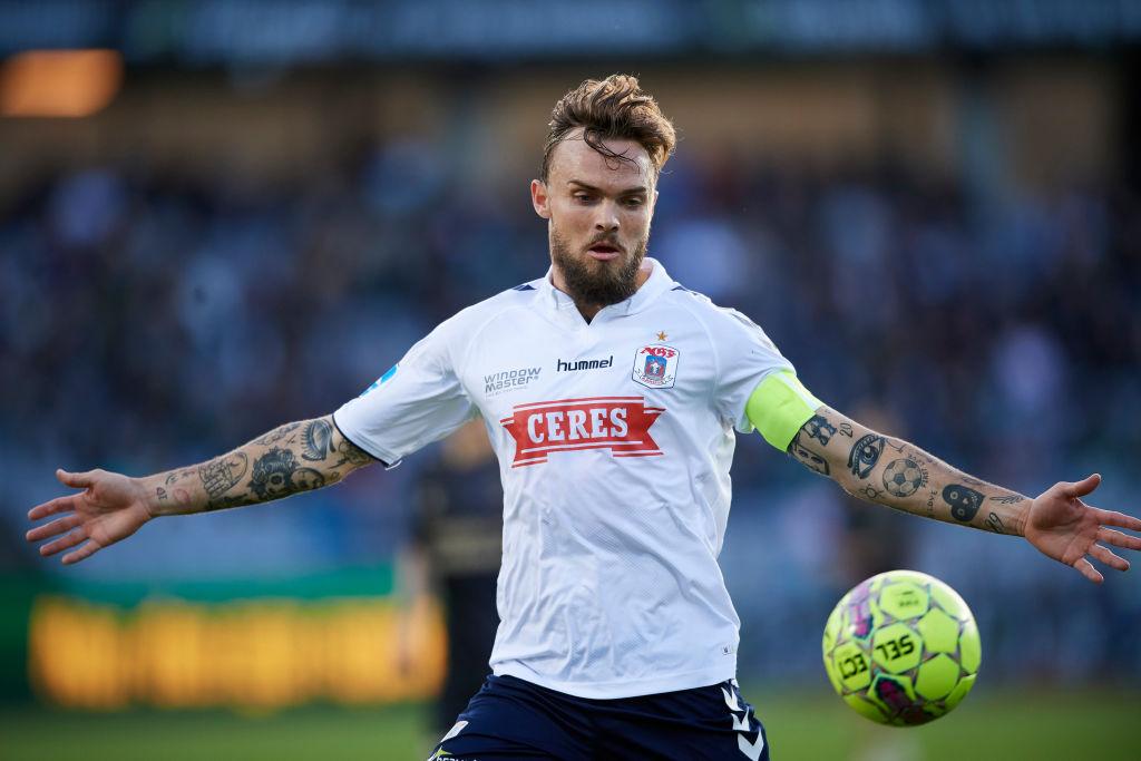 AGF Aarhus vs Brondby IF - Danish Superliga