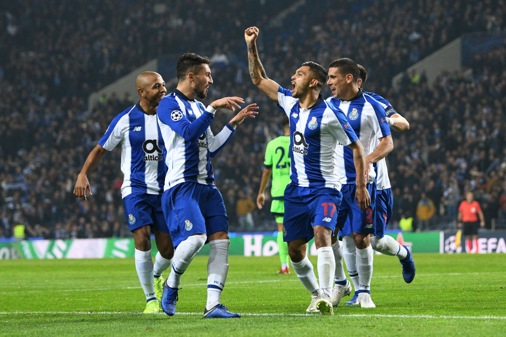 FC Porto v FC Schalke 04 - UEFA Champions League Group D