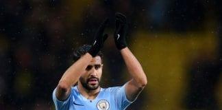 Riyad Mahrez, Manchester City