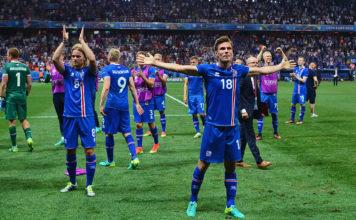 England v Iceland - Round of 16: UEFA Euro 2016 image