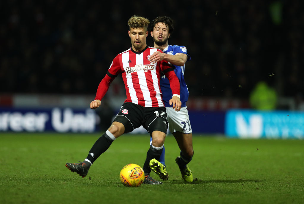 Emiliano Marcondes for Brentford